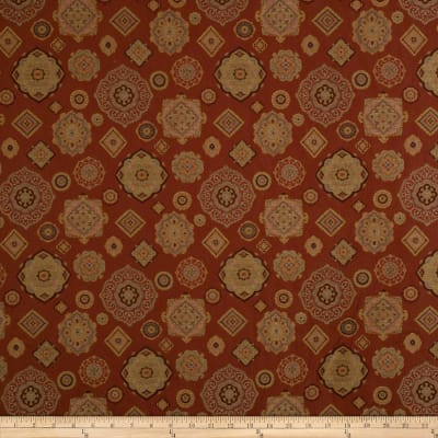 Fabricut Mayle Red