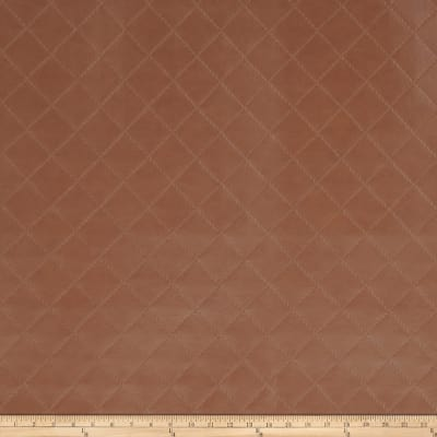 Fabricut Melbourne Faux Leather Umber
