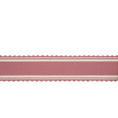 "Charlotte Moss 2.125"" Munich Trim Watermelon"