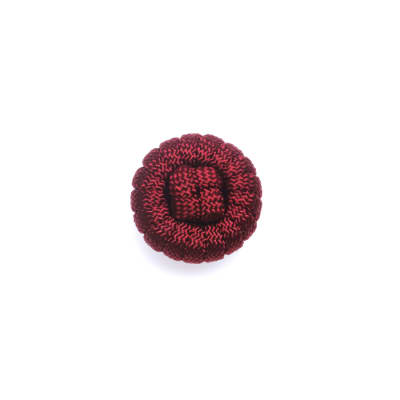 Fabricut Nickelback Button Berry