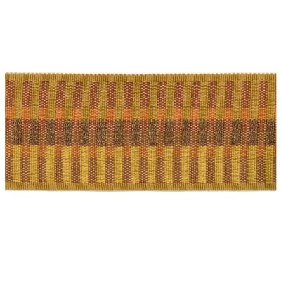 "Fabricut 2.25"" Nilgiri Trim Sunset"