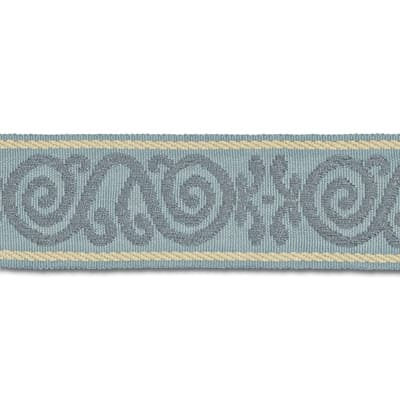 "Mount Vernon 2"" Ornament Trim Slate"