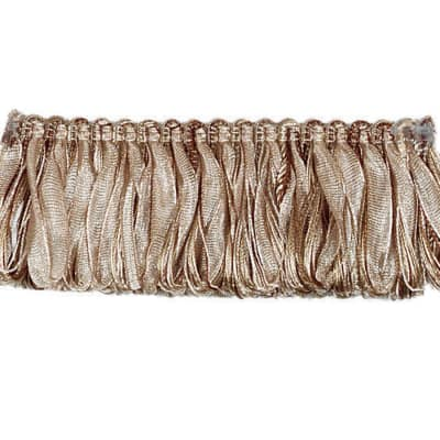 "Fabricut 2"" Rejuvenation Loop Fringe Hemp"