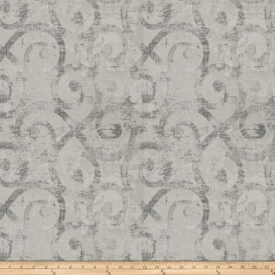 Fabricut Renga Scroll Graphite