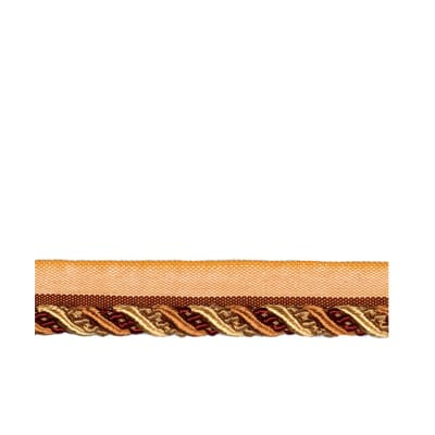 "Fabricut 5"" Repose Cord Trim Autumn"