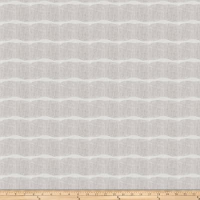Fabricut Rough Edges Linen Blend Winter White