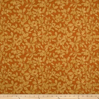 Fabricut Royal Palm Jacquard Tigerlily