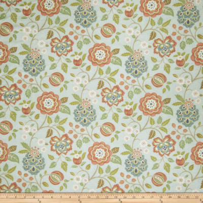 Fabricut Selma Sea Breeze