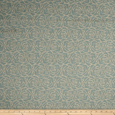 Fabricut South Seas Chenille Lagoon