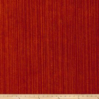 Fabricut Striato Velvet Redwood