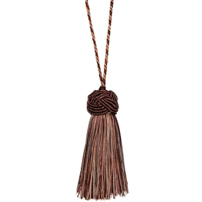 "Fabricut 8"" Tantalize Cushion Tassel Nut"