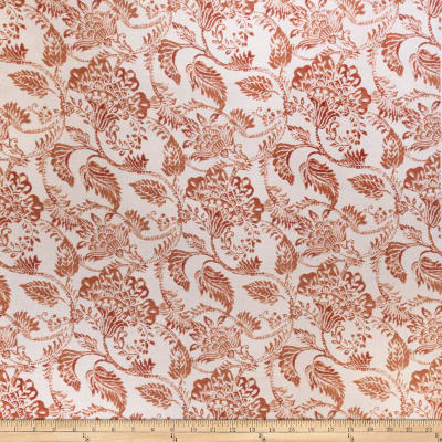 Fabricut Two Of A Kind Antique Red