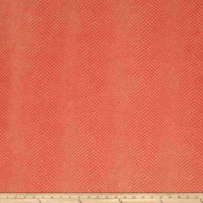 Fabricut Unanderra Faux Leather Island Fire