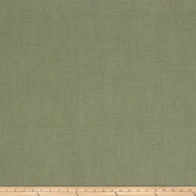 Fabricut Visitor Linen Blend Green Tea
