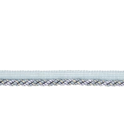 Fabricut Wagoner Cord Trim Blue Diamond