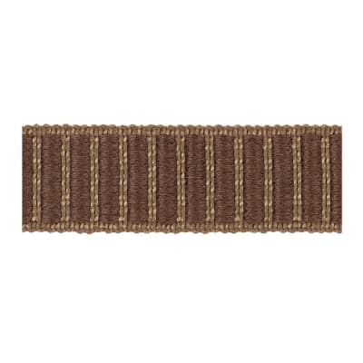 "Fabricut 1.5"" Winnowing Trim Bark"
