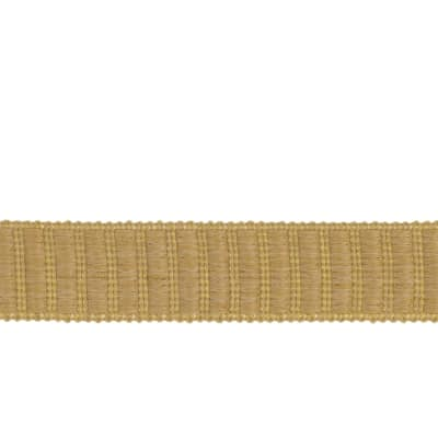 "Fabricut 1.5"" Winnowing Trim Gold"