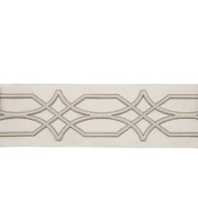 "Charlotte Moss 3"" Zadar Trim Canvas"