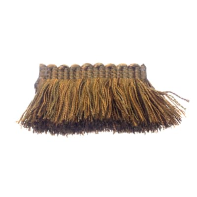 Trend 01243 Brush Fringe Toffee