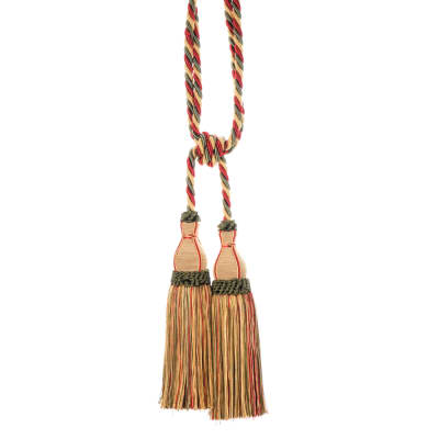 Trend 01247 Double Tassel Tieback Jewel