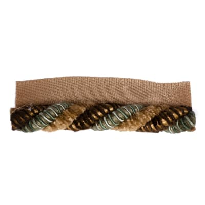"Trend 1"" 01462 Cord Trim Seascape"