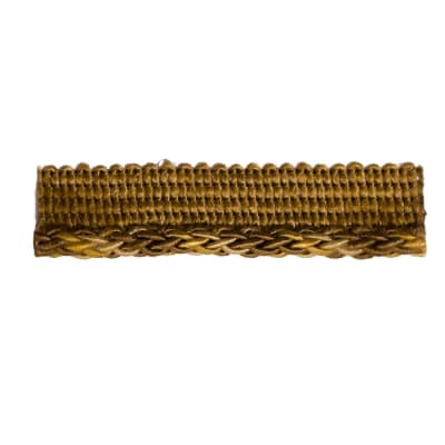 "Trend  3/8"" 01463 Cord Trim Beeswax"