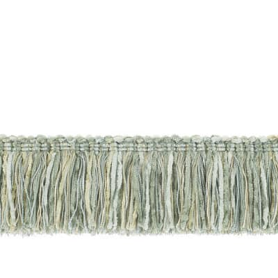 "Trend 2.25"" 01464 Brush Fringe Spearmint"