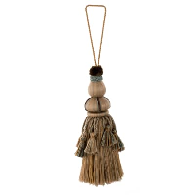 "Trend 1.025"" 01465 Key Tassel Seascape"