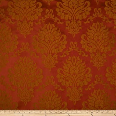 Trend 01678 Faux Silk Bordeaux