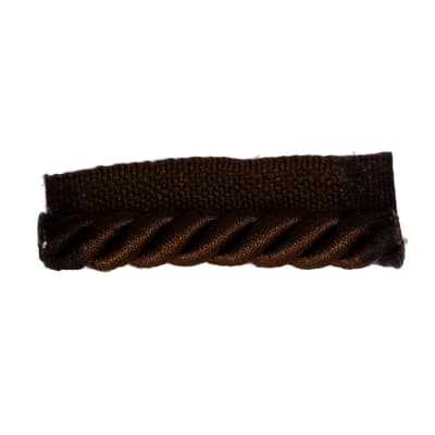 "Trend 1"" 01740 Cord Trim Chocolate"