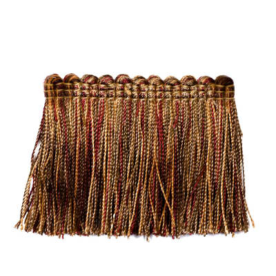 "Trend 2.25"" 01743 Brush Fringe Autumn"