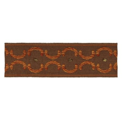"Jaclyn Smith 1.75"" 01872 Trim Brown"