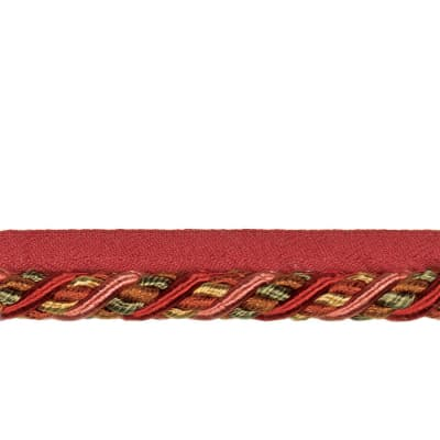 Jaclyn Smith 02107 Cord Trim Cardinal