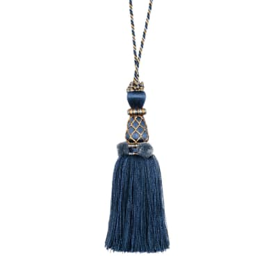 "Trend 11.5"" 02125 Key Tassel Ink"