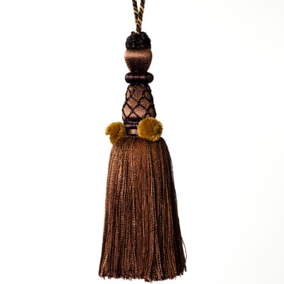 "Trend 11.5"" 02125 Key Tassel Java"