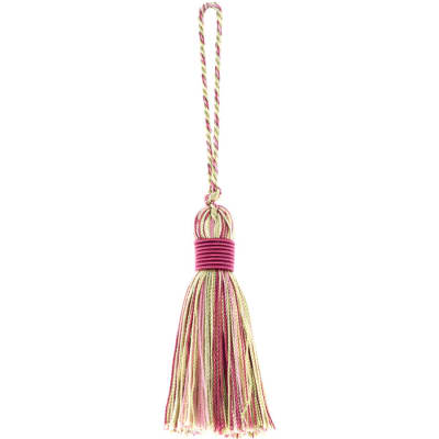 "Trend 6.75"" 02498 Key Tassel Passion"