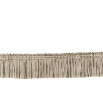 "Trend 2"" 02659 Brush Fringe Camel"
