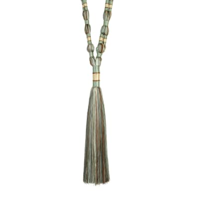 "Trend 33"" 02660 Single Tassel Tieback Surf"