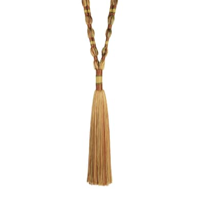 "Trend 33"" 02660 Single Tassel Tieback Melon"