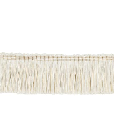 "Trend 2"" 02868 Brush Fringe Ecru"