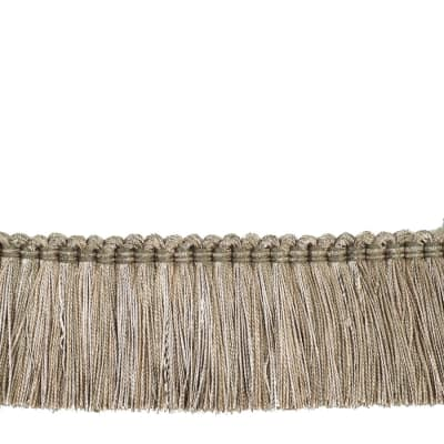 "Trend 2"" 02868 Brush Fringe Cement"