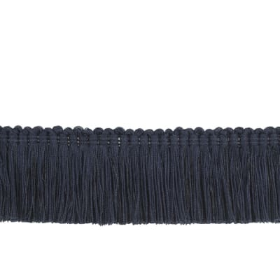 "Trend 2"" 02868 Brush Fringe Navy"