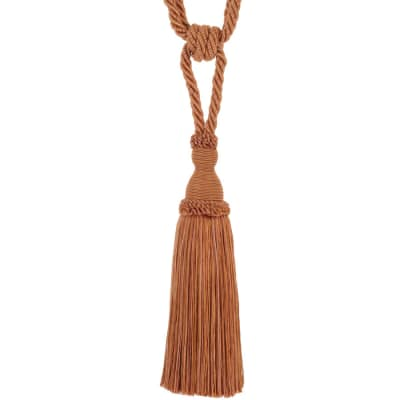 "Trend 29"" 02871 Single Tassel Tieback Copper"