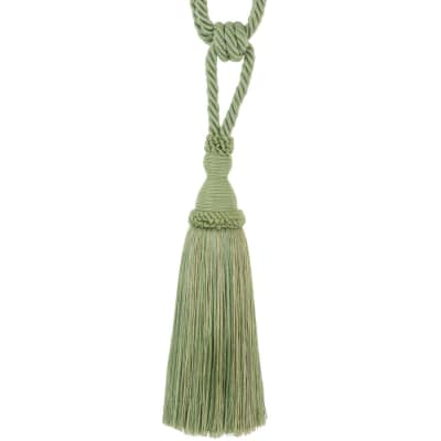 "Trend 29"" 02871 Single Tassel Tieback Basil"