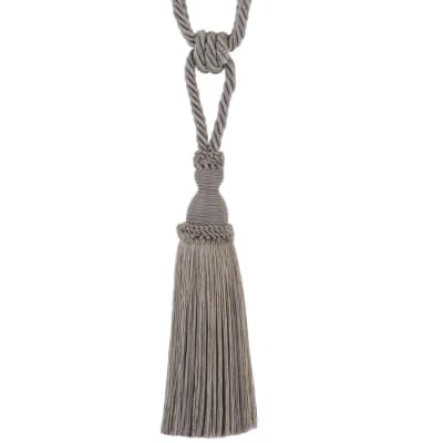 "Trend 29"" 02871 Single Tassel Tieback Steel"