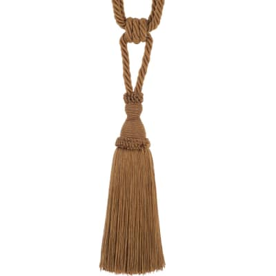 "Trend 29"" 02871 Single Tassel Tieback Rust"