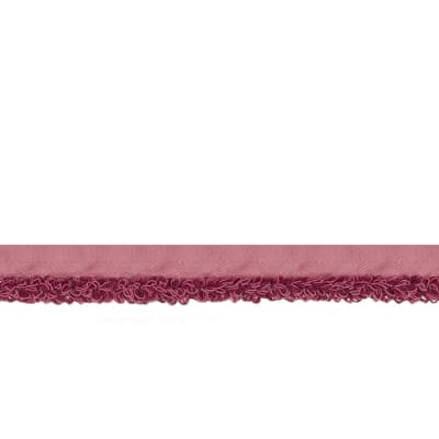 "Jaclyn Smith  1/2"" 02921 Caterpillar Fringe Redbud"