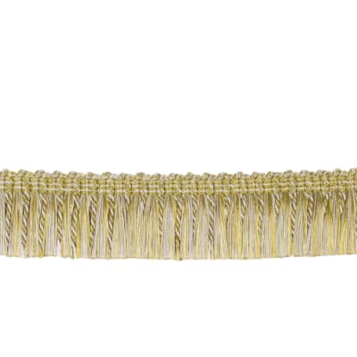 "Jaclyn Smith 1.5"" 02925 Brush Fringe Soleil"