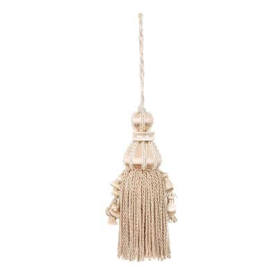 "Trend 11.5"" 03037 Key Tassel Cream"