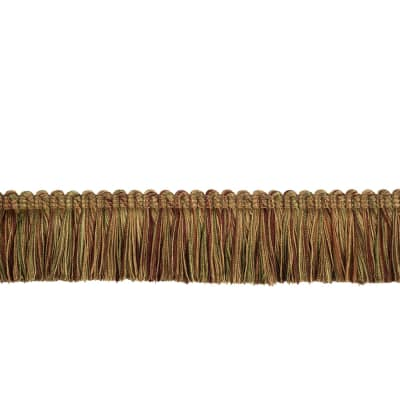 "Trend 2"" 03215 Brush Fringe Spiced Herbs"